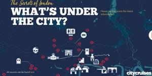 This Interactive Map Reveals London's Subterranean Secrets