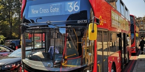 Why Does The 36 Bus To New Cross Gate Never Stop At New Cross Gate?