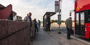 Where Are The Most Popular Hopper Fare Bus Stops In London?