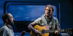 Distance At Park Theatre: Review