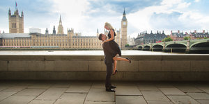 Where Are The Most Popular Places To Propose In London?