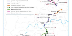 With Crossrail Late And Over Budget, Will Crossrail 2 Go Ahead?