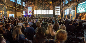The Electrograph: Talks, Music, Food In An Old Electricity Substation