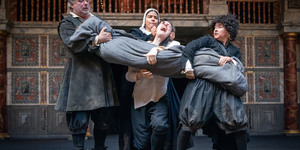 Theatre Review: Eyam Has Death, Death And More Death