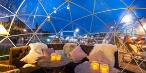 Where To Dine And Drink In An Igloo In London This Winter