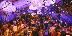 Divine Proportions: A Burlesque Banquet Underneath Waterloo Station