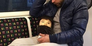Underground Oddities: 20 Of The Strangest Spectacles Snapped On The Tube