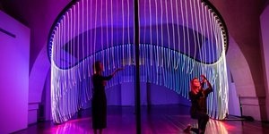 The London Design Biennale 2018 Wows Us With Cocooning Tunnels And Cashmere Clouds