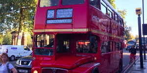 Vintage Routemasters Running To Handle Capacity From Tube Strike