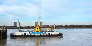 Wave Goodbye To The Old Woolwich Ferries