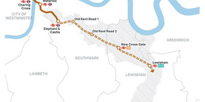 That Bakerloo Line Extension To Lewisham Is Happening... Here's How The Plans Look
