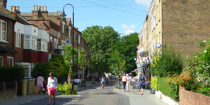50 London Streets Go Car Free This Month