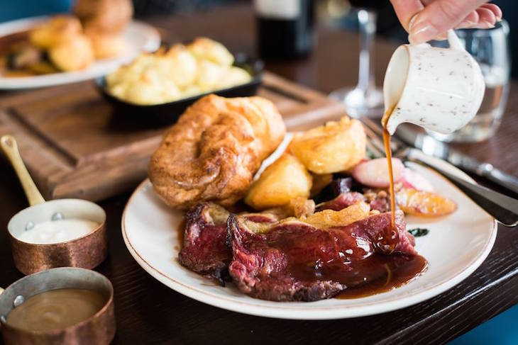 Roast dinner at The Jugged Hare: the best Sunday roast and roast dinners in London