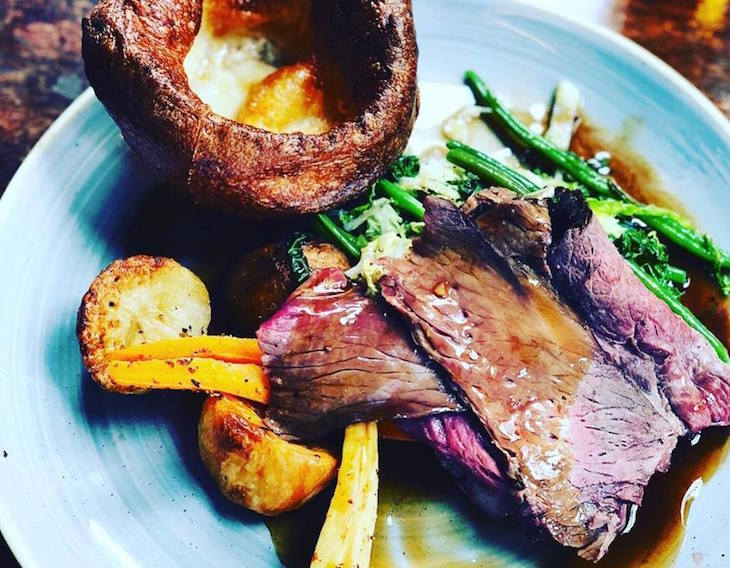 Roast dinner at The Princess Victoria, Shepherd's Bush: the best Sunday roast and roast dinners in London