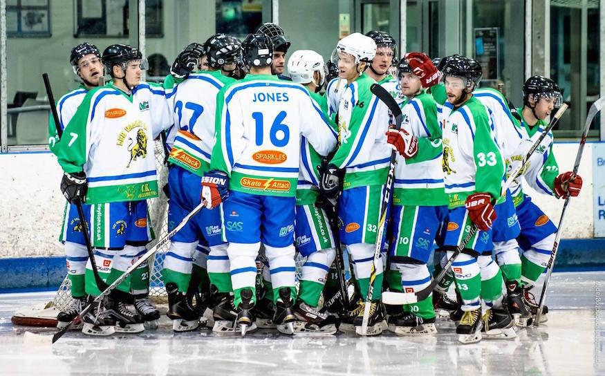 Lee Valley Lions ice hockey club: ice hockey in London - teams, fixtures, venues, rules