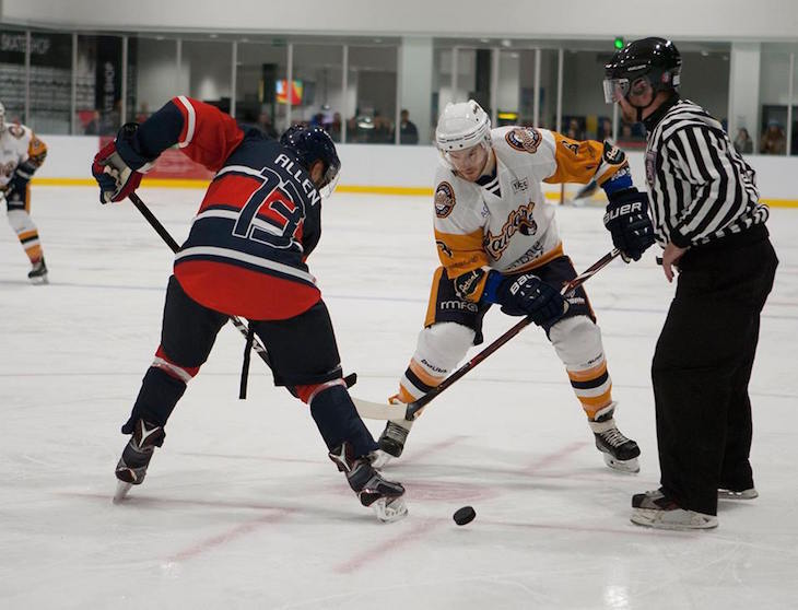 Ice Hockey In London Who Are The Teams Where To Watch And When S