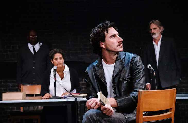 The Plague at Arcola Theatre theatre review