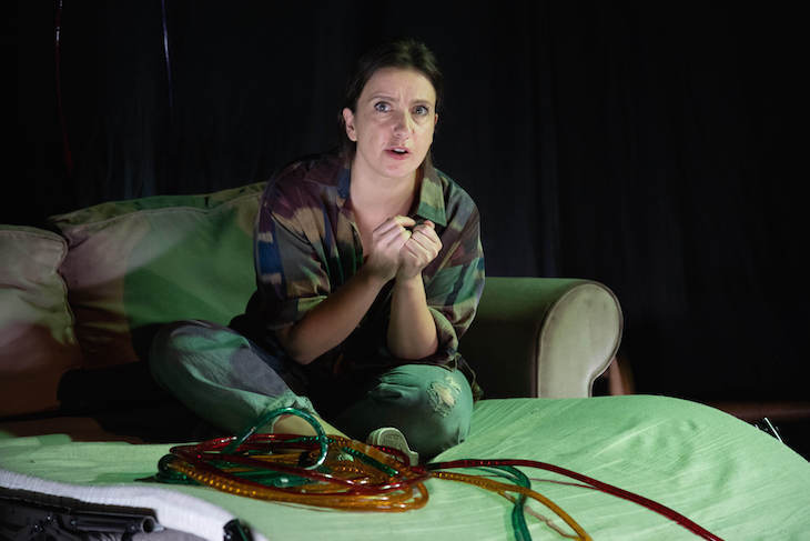 Drip Feed at Soho Theatre London - reviewed