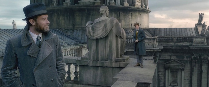 Fantastic Beasts: The Crimes Of Grindelwald Launch Events In London
