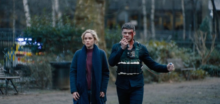 BBC Bodyguard filming locations: Gordon Square/Pope Square