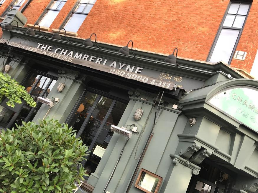 The Chamberlayne