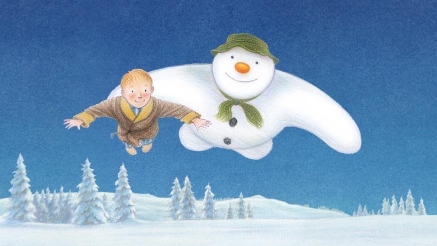 The Snowman Backyard Cinema Hyde Park Winter Wonderland