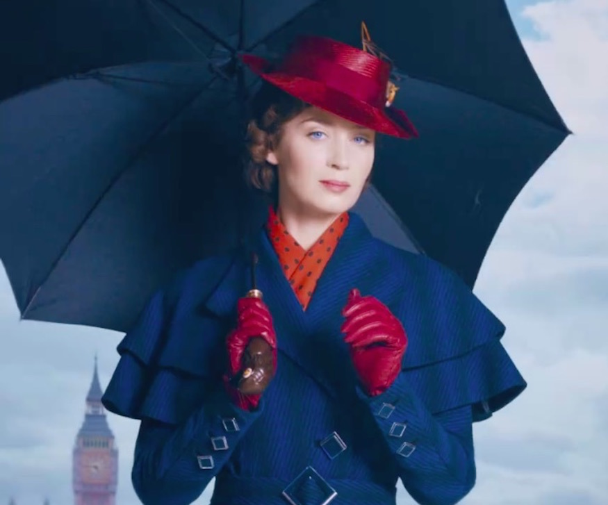 Mary Poppins Returns Release Date Cast And London Locations Of The New Mary Poppins Film Londonist