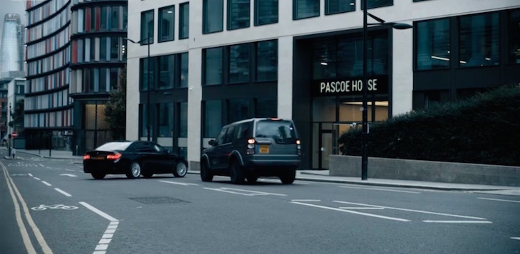 BBC Bodyguard filming locations: Pascoe House/ Twenty Old Bailey