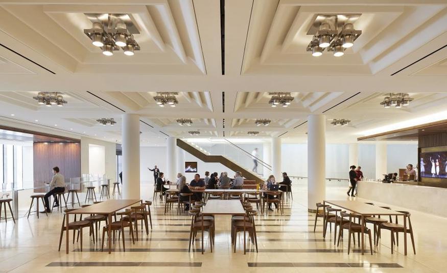 Royal Opera House cafe
