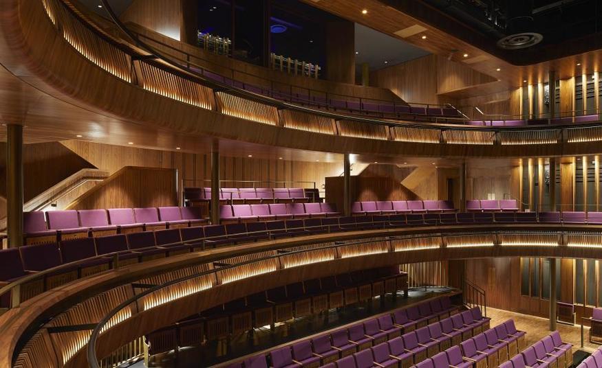 Linbury theatre, Royal Opera House, London