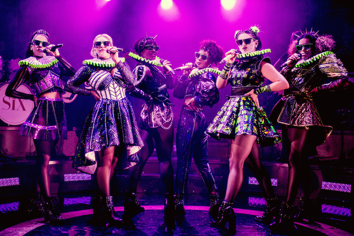 Six the Musical at Arts Theatre London theatre review