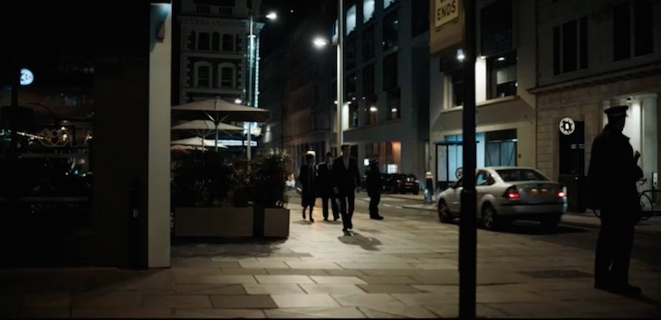BBC Bodyguard filming locations: Blackwood Hotel/South Place Hotel