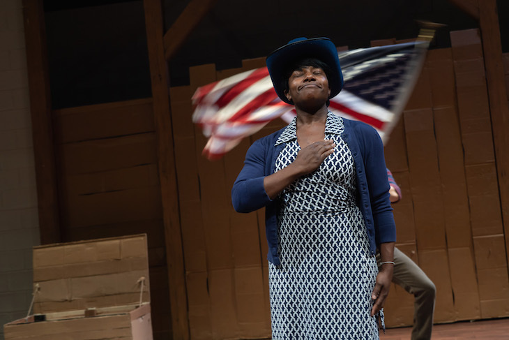Underground Railroad Game At Soho Theatre: Theatre Review
