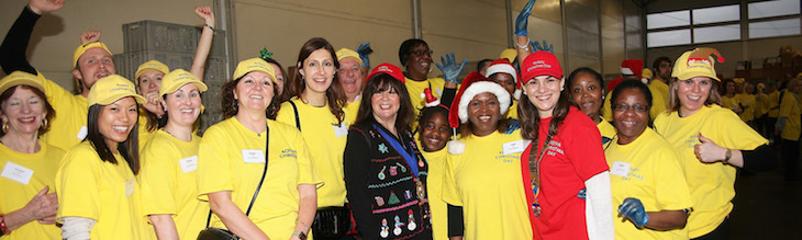 Rotary Club Christmas Day volunteering: where to volunteer in London at Christmas 2018