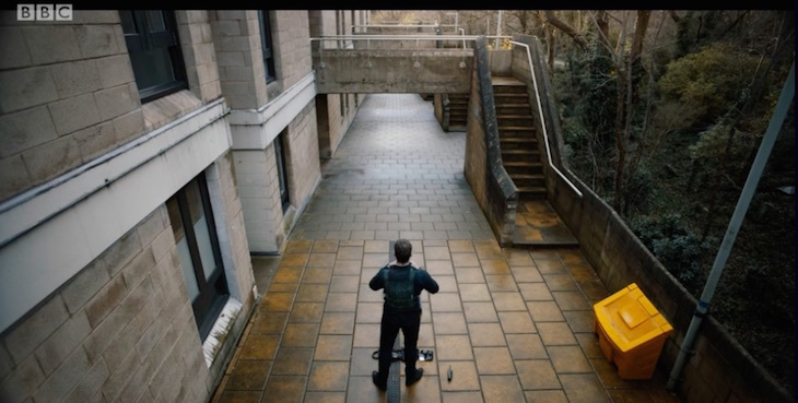 BBC Bodyguard filming locations: Whittington Estate, Camden