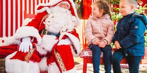 Santa's Grottos 2019: Where To Meet Father Christmas In London This Year