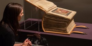 Anglo-Saxons Invade The British Library In This Sensational Exhibition