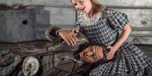 Slasher Of Scotland: Lucia Di Lammermoor At London Coliseum