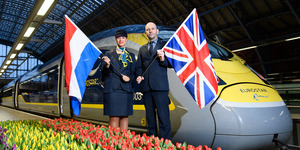 Woohoo! Eurostar Is Running More Trains Between London And Amsterdam