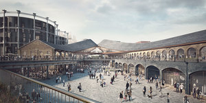 New Shopping Destination Opens In King's Cross This Friday