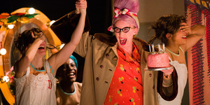 Theatre Review: Wise Children Displays The Roar Of The Greasepaint