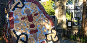 Ever Spotted The Jelling Stone? A Mysterious Rock Beside Regent's Park