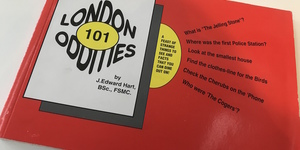 The Most Eccentric Book About London Ever?