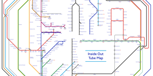 An Inside Out Tube Map