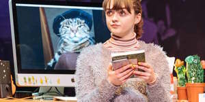 Maisie Williams Is Mesmerising In I And You At Hampstead Theatre