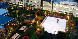 Oxford Street's Getting A Rooftop Ice Rink This Winter