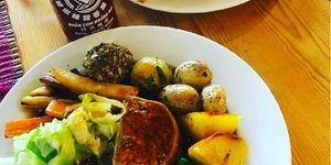 The Best Vegan And Vegetarian Roast Dinners In London