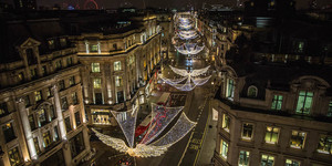 The Regent Street Christmas Lights 2018 Date Has Been Announced