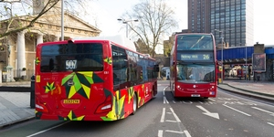 London Buses Will Be The Safest In The World, Says TfL
