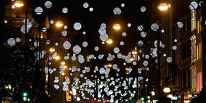 The Oxford Street Christmas Lights Date Has Been Announced For This Year